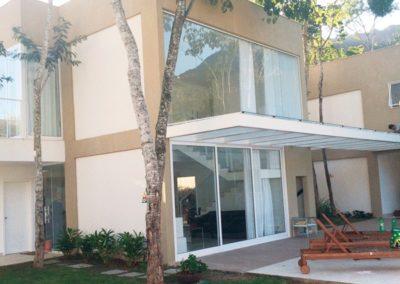 Coberturas de Vidro e Fechamento de Áreas